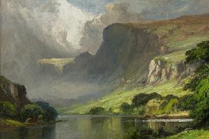 Derwentwater – Frank T. Carter (1853-1934)
