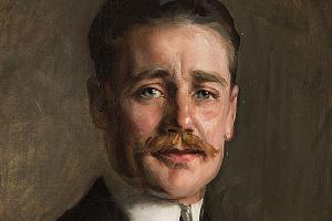 John A. Drexel – Mariette Leslie Cotton (1866-1947)