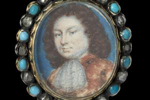 Unknown Gentleman – Unknown Limner (1660-1680)