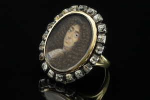 King Charles II – Loyalty Ring (c1670)