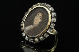 King Charles II – Loyalty Ring (c1670)