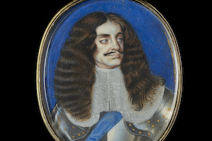 King Charles II – After Samuel Cooper (c1670)