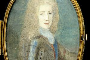 James Stuart –  Studio of Jacques Antoine Arlaud (1668-1746)